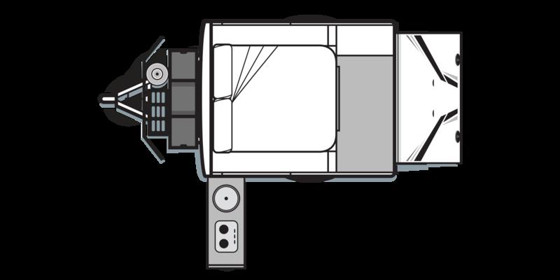 Golf X265 Camper Floorplan